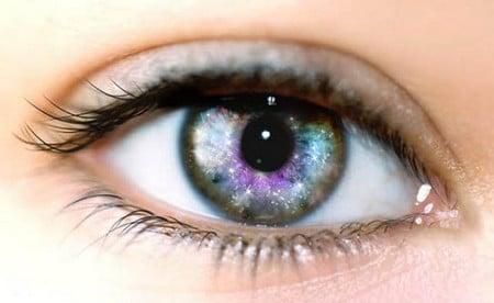 мимические морщины в области глаз