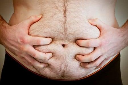 убрать жир живота уколами