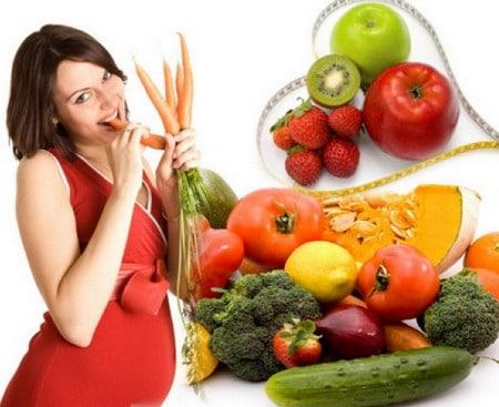 Почему беременные едят несовместимые продукты 39