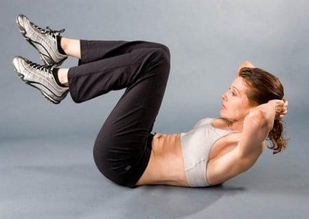 как убрать жир а не мышцы