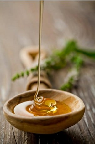 депиляция воском и медом