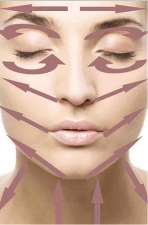 нанесения маски