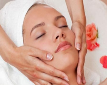 массаж лица как прходит процедура