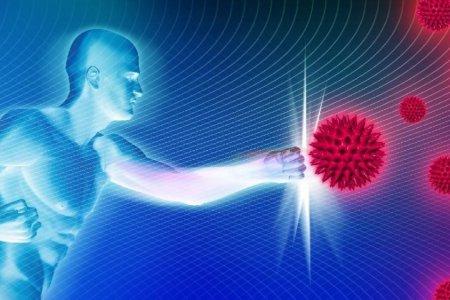 Появление папиллом из-за проблем с иммунитетом