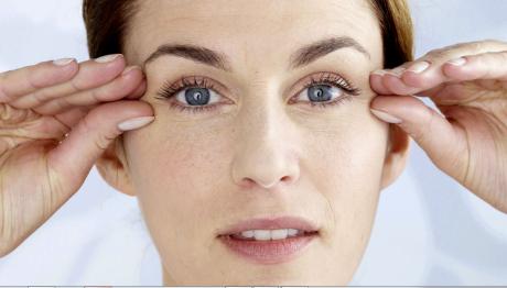 Варианты устранения морщин вокруг глаз