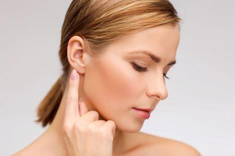 Устранение имеющихся недостатков на мочке уха при помощи пластики