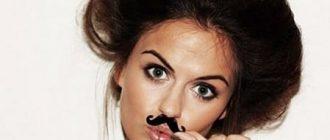 Фотоэпиляция усиков – новомодный и прогрессивный способ избавления от волос